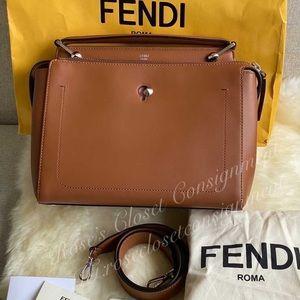 Fendi Dotcom medium handbag
